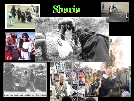 punishments under Sharia law