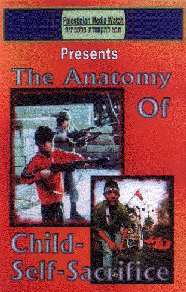 The Anatomy of Child Self-Sacrifice.    buy the video
